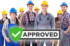 find local approved Moray trades